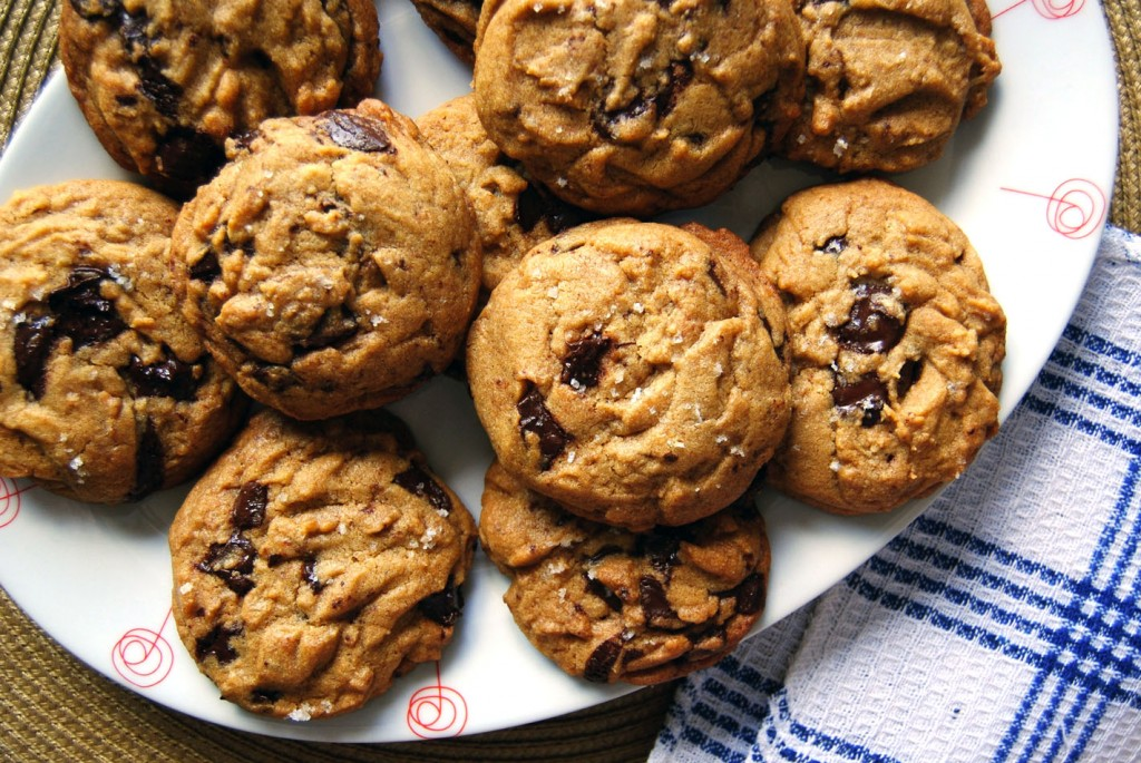 Chocolate Chip Cookies Without Unsalted Butter