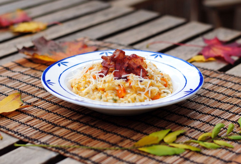Butternut-Squash-Risotto-with-Sage-and-Crispy-Pancetta