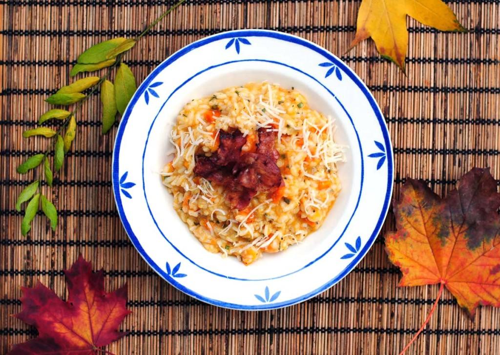 Butternut-Squash-Sage-Risotto-with-Crispy-Pancetta